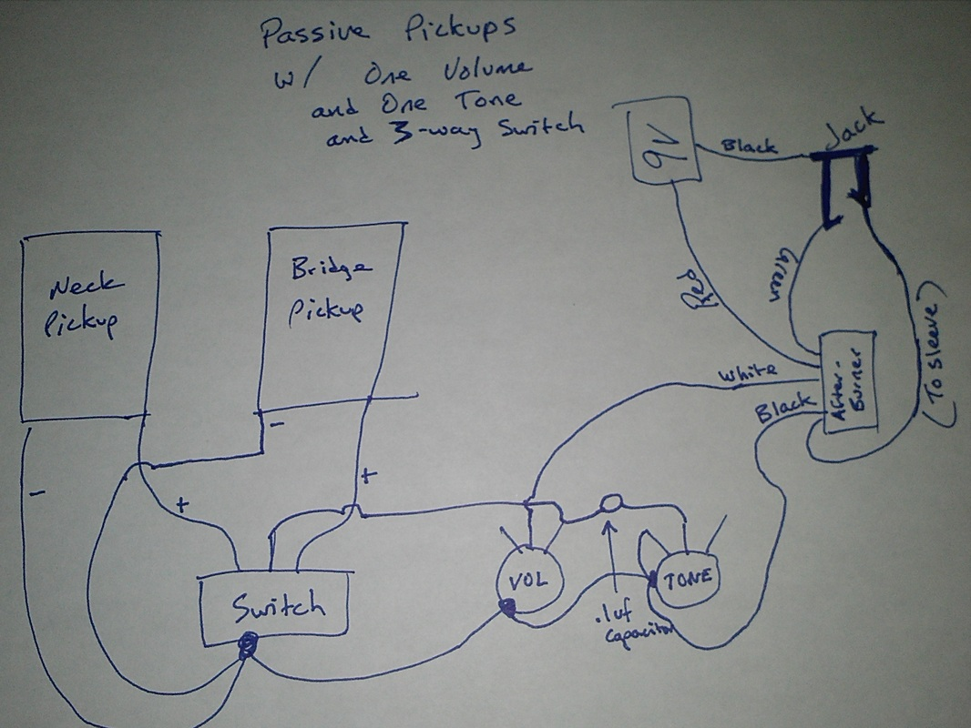 Emg Afterburner My Guitar Projects Pots Diagram Epiphone 335 Emg  Afterburner Wiring Diagram